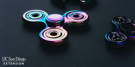 Physics of Fidget Spinners tickets