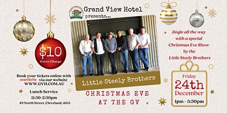 Little Steely Brothers Christmas Eve Show tickets