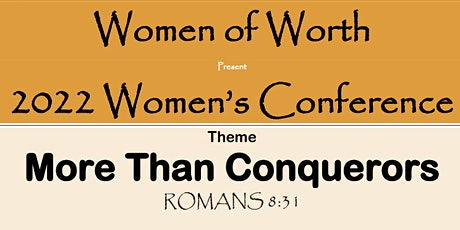 WOW 2022 Women's Conference tickets
