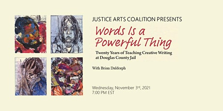 Words is  a Powerful Thing | Book Launch with Brian Daldorph tickets