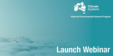 Climate Systems Hub Launch tickets