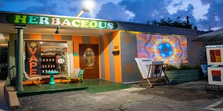 First Friday Art Party   Herbaceous & Art Wilton Manors FL. tickets