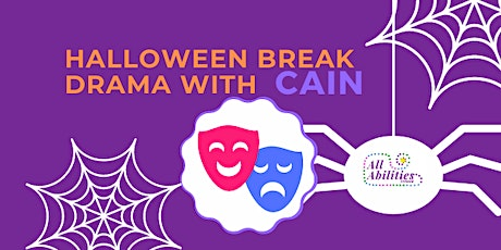 Drama class for kids /Halloween Break / 5-8 years old /9-12 years old tickets