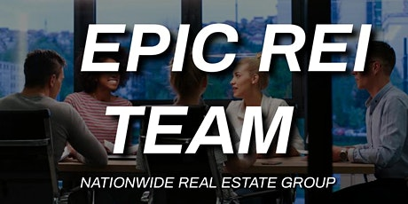 EPIC Real Estate Investing tickets