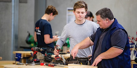 Pre-Apps & Apprenticeships - which trade is right for you? Online session tickets
