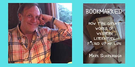 Book Talk with Author Mark Scarbrough tickets