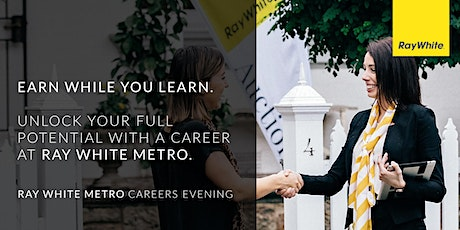 Thinking about a career in Real Estate? tickets