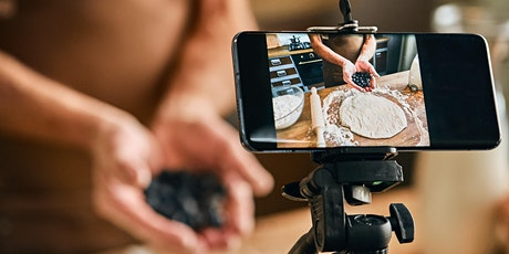 Secrets to Successful Food Photography for Restaurants tickets