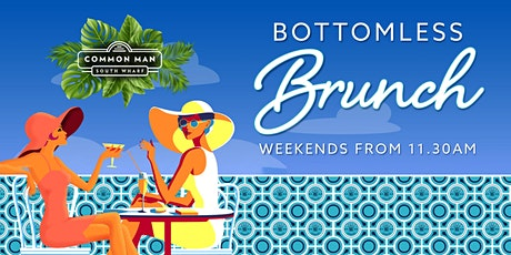 Bottomless Brunch on The Lawn tickets