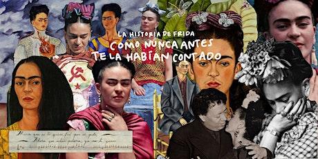 Frida Kahlo: ¿ícono mexicano o artista SOBREVALORADA? - Grupo 2 tickets