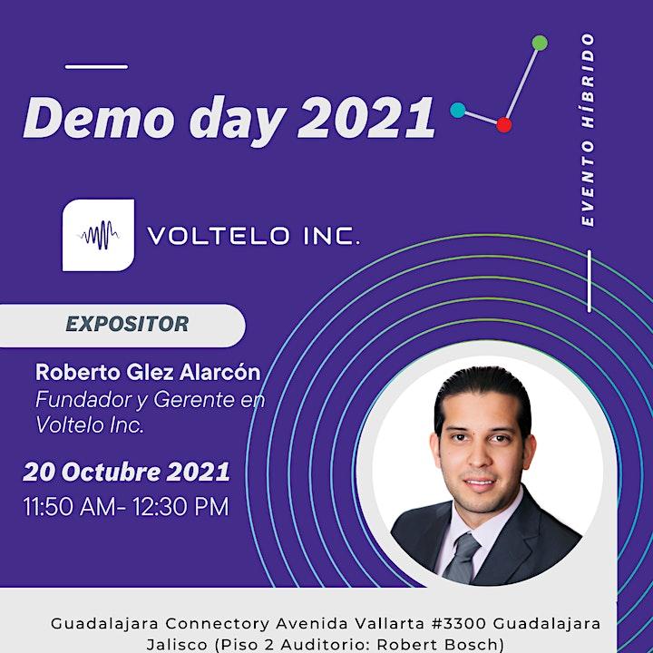 Imagen de Demoday en Guadalajara Connectory by Bosch