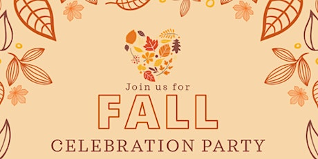 Fall Celebration Party tickets