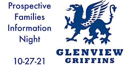 Glenview Elementary TK/Kindergarten Information Night tickets