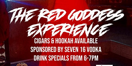 ASR presents: The Red GODdess Experience: Happy Hour + Networking + Cigars tickets