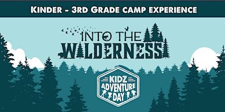 Kidz Adventure Day 2022 tickets