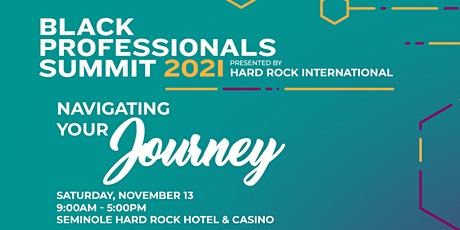 2021 Black Professionals Summit tickets