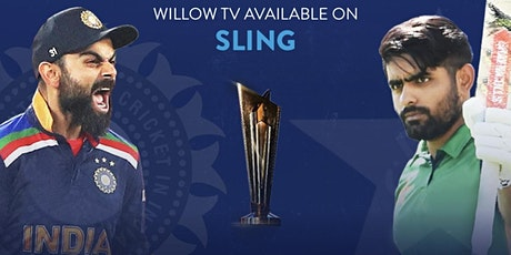 Sling TV Presents Watch Party - India vs Pakistan Cricket World Cup T20 tickets