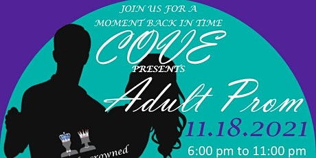 COVE Adult Prom Night 2021 tickets