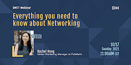 Everything You Need to Know about Networking tickets