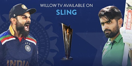 SLING TV Presents India vs Pakistan Cricket World Cup T20 Watch Party - NJ tickets