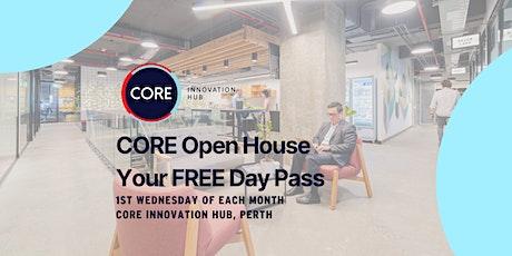 CORE Innovation Hub Open House tickets