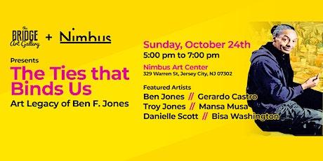 The Ties that Binds Us - Art Legacy of Ben F. Jones tickets