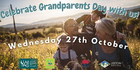 Grandparents Day tickets