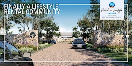 Providence Lifestyle Yarrawonga (Victoria) Rental Seminar 13th November tickets