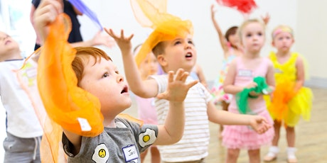 Teacher Professional Development: Early Years dance tickets