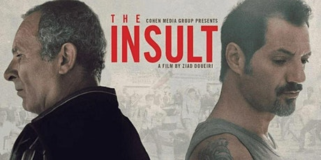 World Film - The Insult - Maryborough Library tickets