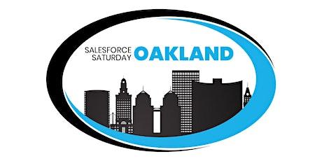 Oakland Salesforce Saturday entradas