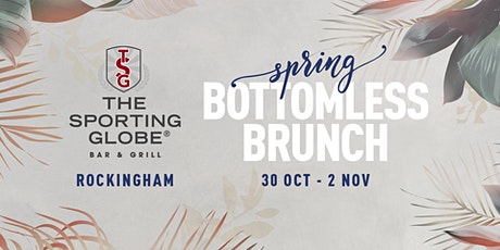 Spring, Bottomless Brunch - Rockingham tickets