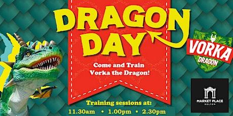 Dragon Day Free Family Fun tickets