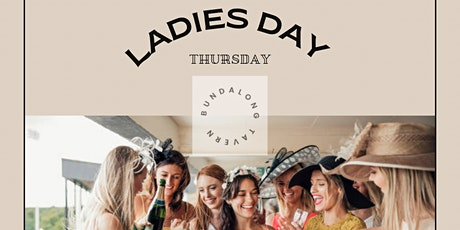 Ladies Day (Thursday) tickets