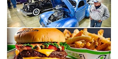 Burgerfi Car Show in Henderson During SEMA tickets