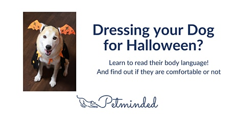 Dressing Your Dog for Halloween? tickets