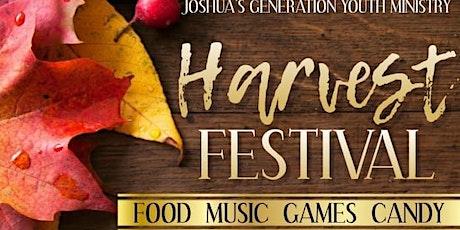 Harvest Festival & Pop Up Shop tickets