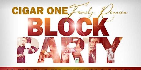 Havana Mix Block Party tickets
