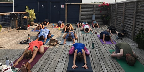 Fall Yoga on the Rooftop tickets