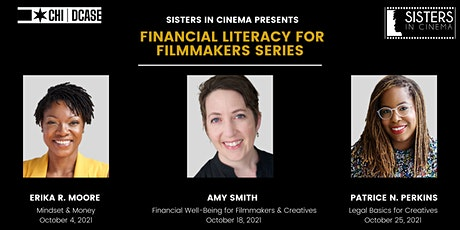 Financial Literacy for Filmmakers tickets