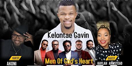"""Get Ready to Soar Worship Experience"" Ft Kelontae Gavin tickets"
