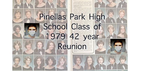 Pinellas Park High School Class of 1978, 79,and 80  Reunion tickets