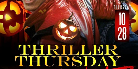 Thriller Thursday Halloween Party at Ebony House of Vibes tickets