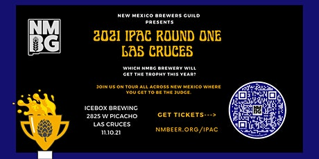 IPAC ROUND 1 - LAS CRUCES tickets