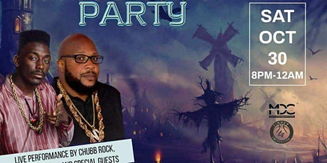 OL'Skool Hip Hop Halloween Party Featuring Big Daddy and Chubb Rock. tickets