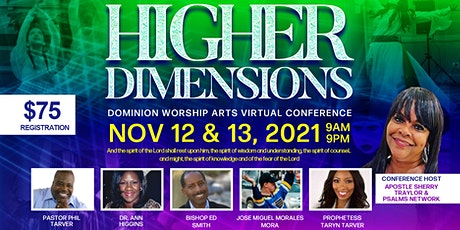 Dominion Worship Arts Conference 2021 tickets