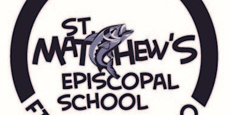 St. Matthew's Episcopal School Fishing Rodeo 2021 tickets