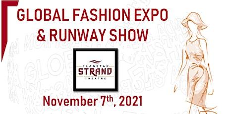 Global Fashion Expo & Runway Showcase tickets