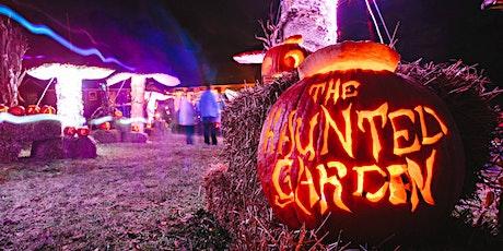 Ronald Harvey Haunted Garden and Jack-O-Lantern Paradehttps://www.eventbrit tickets