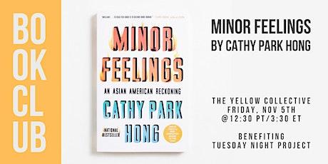 Book Club: Minor Feelings by Cathy Park Hong tickets